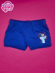 Niebieskie szorty dla dziewczynki MY LITTLE PONY