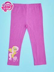 Różowe legginsy dla dziewczynki MY LITTLE PONY