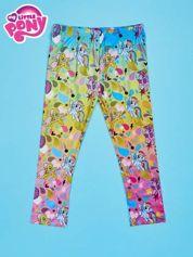 Wielokolorowe legginsy dla dziewczynki MY LITTLE PONY