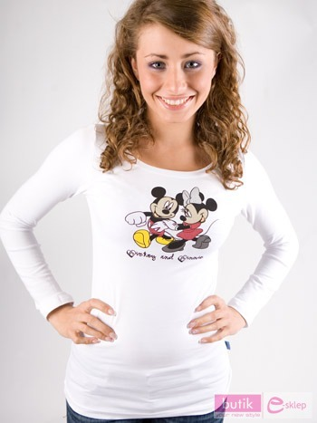 Bluzka Mickey Mouse