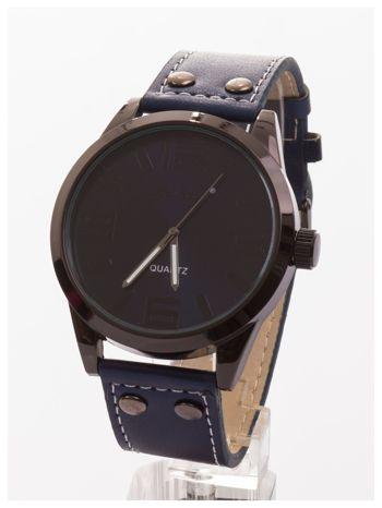FASHION Duży stylowy męski zegarek