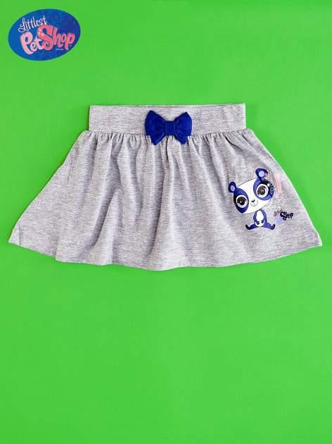 Szara spódnica dla dziewczynki LITTLEST PET SHOP