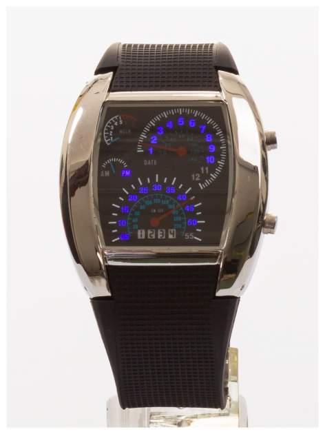 Zegarek męski BINARNY. Policz, która godzina :)