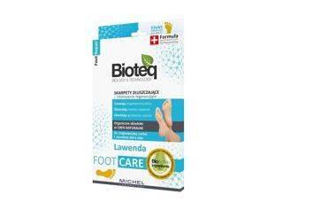 BIOTEQ Skarpety Złuszczające i Intensywnie Regenerujące 50 g