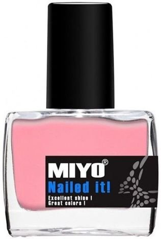 MIYO Lakier do paznokci NAILED IT! 18 8 ml