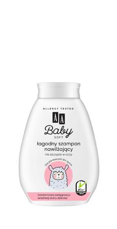 """AA Baby Soft Łagodny Szampon nawilżający 250ml"""""""