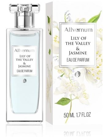 ALLVERNUM WODA PERFUMOWANA  LILY OF THE VALLEY  & JASMINE 50 ml