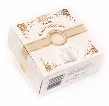 AROMA Soap Naturalne mydło KOZIE MLEKO 150 g