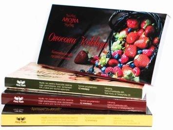 AROMA Soap Zestaw 3 mydełka OWOCOWA KOLEKCJA 3 x 50 g