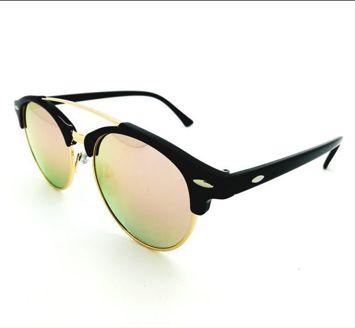 ASPEZO Okulary przeciwsłoneczne damskie POLARYZACYJNE różowe DUBAI Etui skórzane, etui miękkie oraz ściereczka z mikrofibry w zestawie