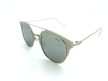 fb1949b27bce ASPEZO Okulary przeciwsłoneczne damskie POLARYZACYJNE srebrne VIENNA Etui  skórzane