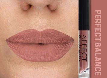 Affect Pomadka w płynie Liquid Lipstick Soft Matte Perfect Balance 5 ml