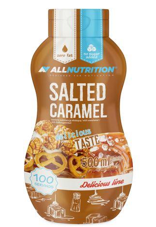 AllNutrition Sauce caramel 500ml