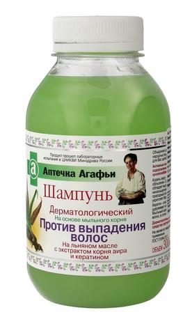 Apteczka Agafii Szampon Dermatologiczny przeciw wypadaniu włosów 300 ml
