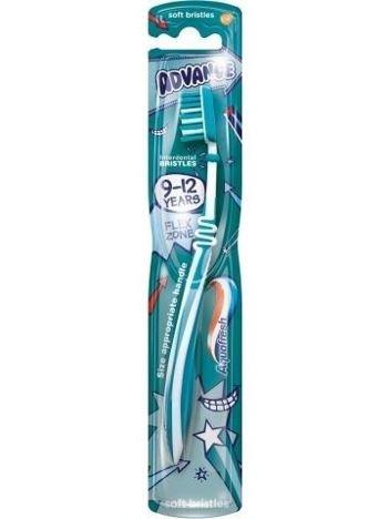 Aquafresh Szczoteczka do zębów dla dzieci Advance 9-12 lat  1 szt.