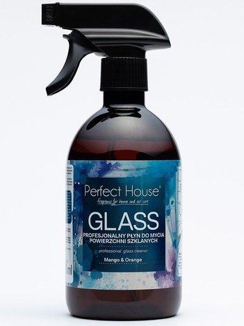 BARWA Perfect House Glass Profesjonalny Płyn do mycia powierzchni szklanych 500 ml
