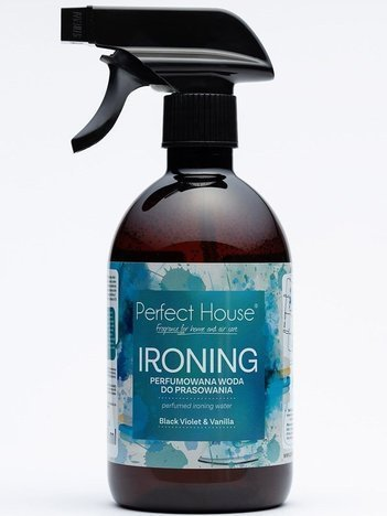 BARWA Perfect House Ironing Perfumowana Woda do prasowania 500 ml