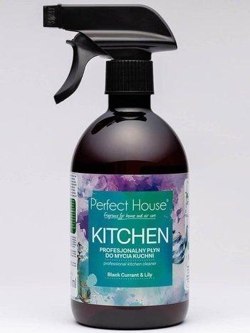 BARWA Perfect House Kitchen Profesjonalny Płyn do mycia kuchni 500 ml