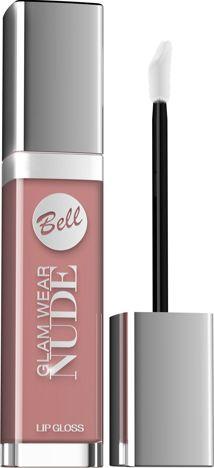 BELL Błyszczyk Glam Wear Nude 04 10 ml