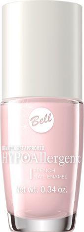 BELL HYPOAllergenic Lakier French Nail Enamel 06 10 ml