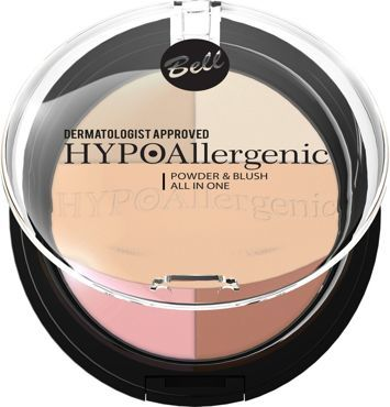 BELL HYPOAllergenic Powder & Blush 2