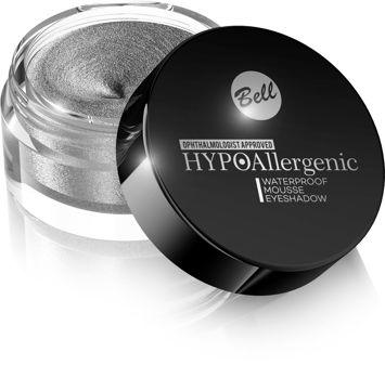 BELL HYPOallergenic Cień w musie Waterproof Mousse Eyeshadow 04