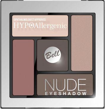 BELL HYPOallergenic Cienie Nude Eyeshadow 01