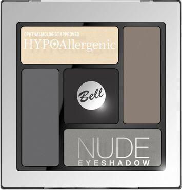BELL HYPOallergenic Cienie Nude Eyeshadow 02