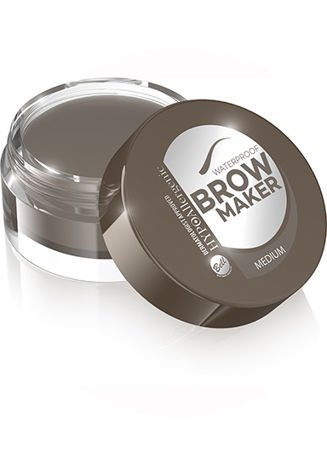 BELL HYPOallergenic Pomada do Brwi Waterproof Brow Maker 03 dark