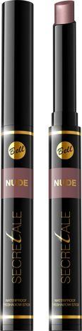 BELL Secretale Cień w Sztyfcie Nude Waterproof Eyeshadow Stick 04