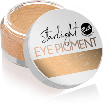 BELL Starlight Eye Pigment Sypki cień do powiek 02 Golden