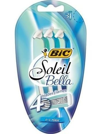BIC Maszynka do golenia Soleil Bella Blister 3