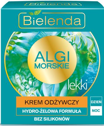 BIELENDA Algi Morskie Lekki krem odżywczy dzień/noc 50 ml