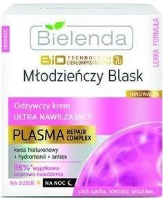 BIELENDA Biotech 7D Plasma Repair Complex Młodzieńczy Blask Krem na dzień i noc odżywczy 50 ml