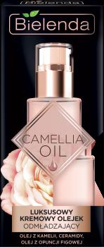 BIELENDA CAMELLIA OIL Luksusowy kremowy olejek odmładzający 15 ml