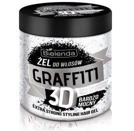 BIELENDA Graffiti 3D Żel do włosów bardzo mocny 250 ml