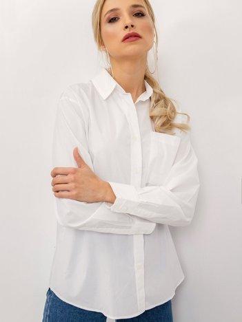 BSL Biała koszula damska