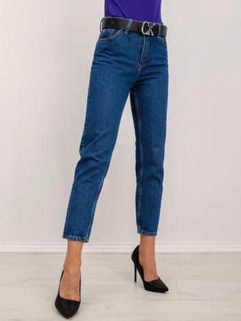 BSL Niebieskie jeansy