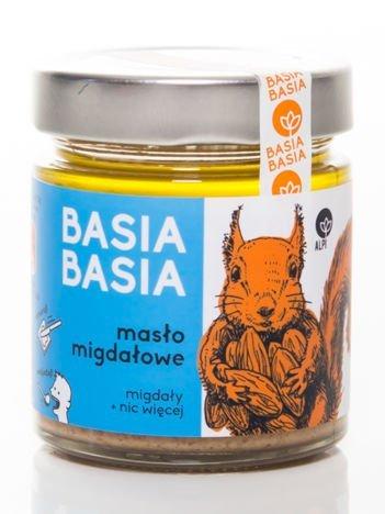 Basia Basia - masło migdałowe - 210g
