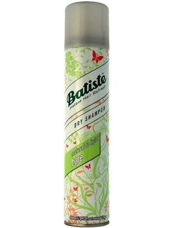 Batiste Suchy szampon do włosów Bare 200 ml