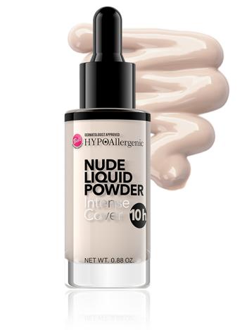 Bell HYPOAllergenic Puder w płynie Nude Liquid Powder nr 01 Porcelain 25g