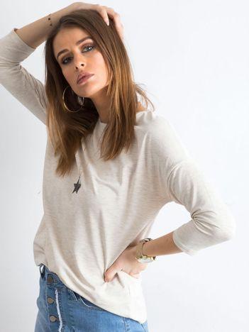 Beżowa bluzka April