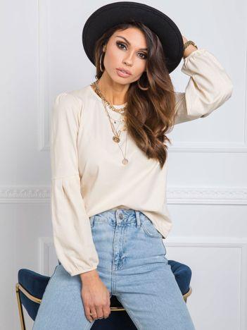 Beżowa bluzka Kellie