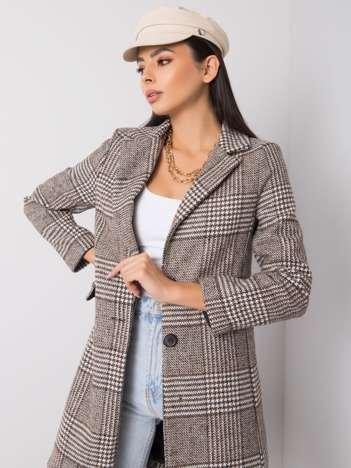 Beżowy płaszcz Whitmore