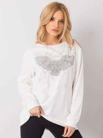 Biała bluza Piper