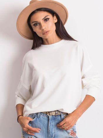 Biała bluza Wild