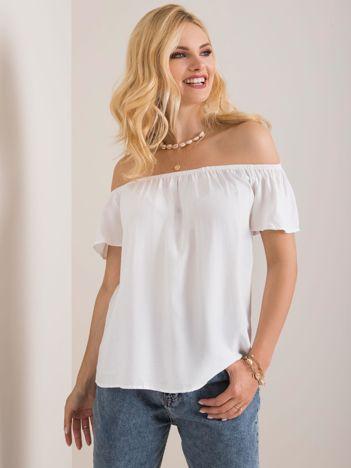 Biała bluzka Ciara