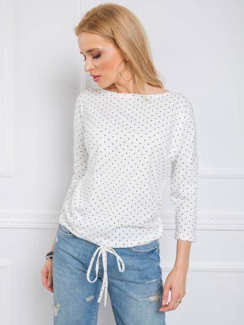 Biała bluzka Ginger RUE PARIS