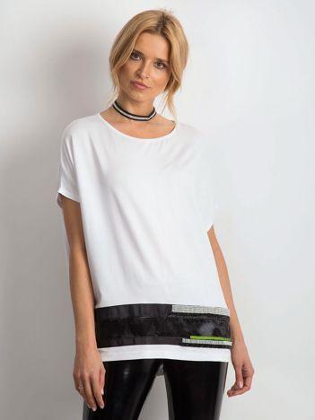 Biała bluzka Inevitable