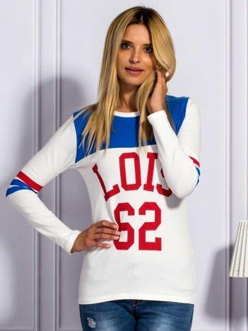 Biała bluzka LOIS 62